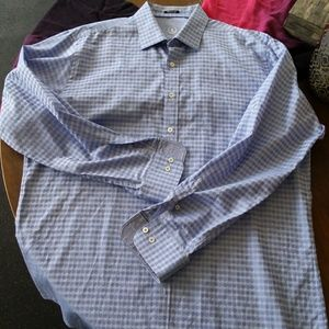 Bugatchi button down shirt